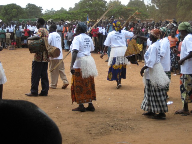 Kakwa Traditional Dance